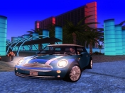 GTA San Andreas | Mini Cooper S - LQ Version