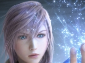 final fantasy XIII funcionando en una tablet