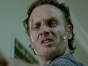The walking dead Andrew Lincol ya no quiere ser Rick Grimes?