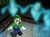 Luigi's Mansion, disco beta.