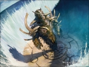 algunos fondos  de magic the gathering