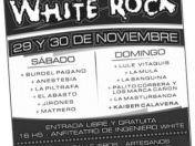 White Rock 2008 - Luchando por la cultura del rock!