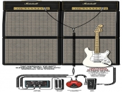 Jimi Hendrix Set-up