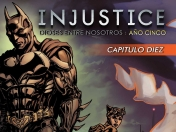 Injustice Gods Among Us: año 5 Nº 10