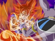 Dragon Ball Z 2013 Super Saiyayin Dios