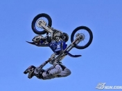 Motocross Freestyle X-games + moto racer 3 gold edition