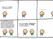 Cyanide & Happiness (Comics Y Videos) [MEGAPOST]