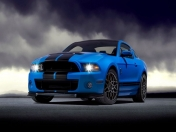 Ford Shelby GT500 2013!