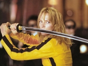 Uma Thurman estará presente en la tercera Kill Bill
