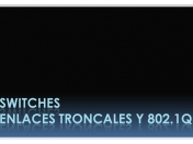 Redes Switching Enlaces Troncales y 802.1Q