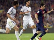Barcelona 2-Real Madrid 2