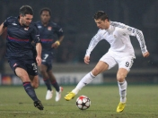 Real madrid-O. Lyonnais-Trailer y partido-Videos