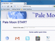 Pale Moon is an Open Source