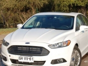 Test Drive Ford Fusión 2.0 EcoBoost SE 6AT 2014