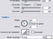 Tutorial para hacer textos en Photoshop CS4