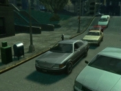 los autos del gta iv 3d+real