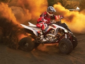 Wallpapers HD Yamaha Raptor 700