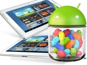 Samsung actualiza sus tablets a Android Jelly Bean