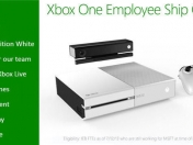 Xbox One en color blanco!