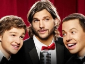 Two and a half men con otra perdida