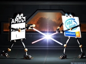 ¿Solucionada confrontacion Intel vs AMD?