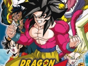 Dragon ball GT cover
