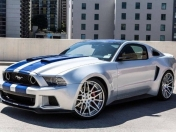 Ford Mustang protagonizará Need for Speed - Pelicula -