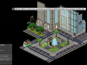 habbo El bar de la plaza