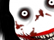 Mi primera adaptacion de un creepy-pasta (Jeff the killer)