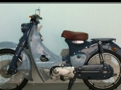 Historia de honda super cub- econo power