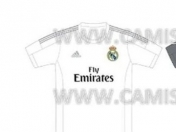 Camiseta Real Madrid temporada 2015/2016