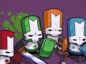 ¿Como jugar castle crashers en multijugador local?
