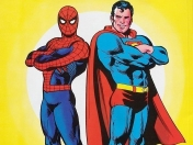 Superman vs Spider-Man: La batalla del siglo