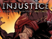 Injustice Gods Among Us año 5 Nº 3
