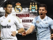 Manchester City vs Real Madrid 2012