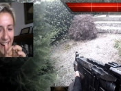Chatroulette: First Person Shooter