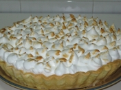 Lemon Pie [Foto Receta]