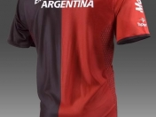 Nueva camiseta de Newells old boys 2010/11