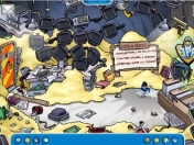 Algunos errores de club penguin