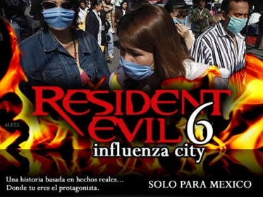 sale ese resident evil 6?? published in Imágenes