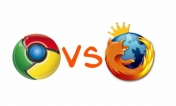 Google chrome 16  vs Mozilla firefox 9