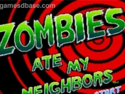 Zombies Ate My Neighbors Yo Te Banco