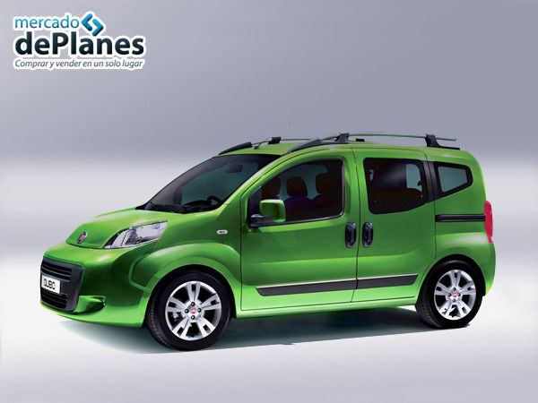 Fiat qubo 2013 autos y motos taringa for Dimensiones fiat idea