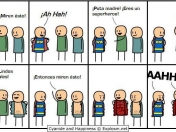 Cyanide and Happiness (humor acido) 7