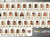 Ultimate Team Legends, la última novedad del FIFA 2014