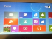 Windows 8 en la netbook del gobierno