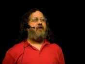 Richard Stallman  es ingresado en un hospital