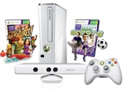 Nueva Xbox 360 de 4 GB en color blanco
