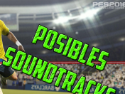 Las soundtracks de FIFA 16 y PES 2016