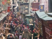 Explora los Escenarios de Harry Potter en Street View